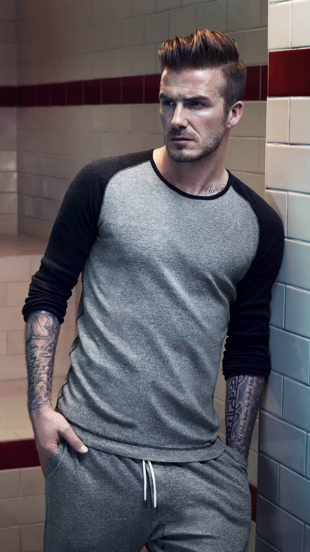 David Beckham HTC hd wallpaper