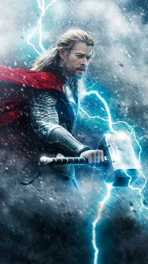 Thor HTC hd wallpaper