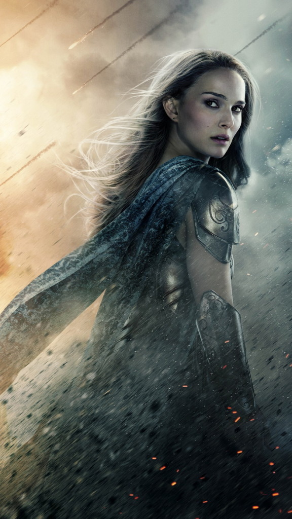 Natalie Portman HTC hd wallpaper