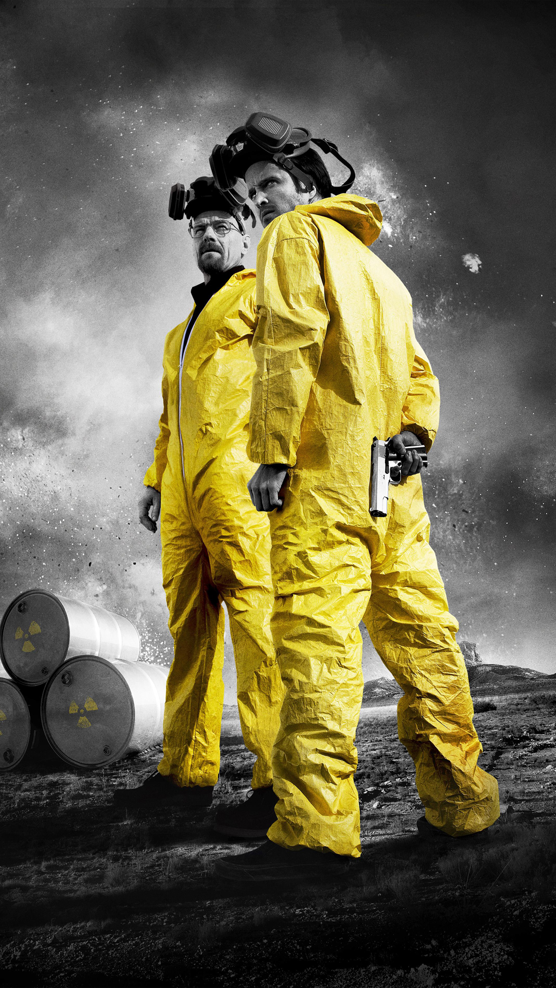 Breaking Bad HTC one wallpaper