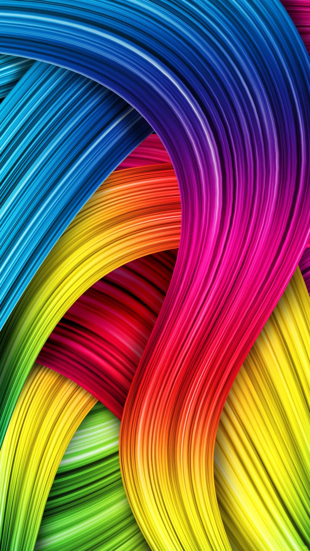 Colorful htc hd wallpaper best htc one wallpapers for Abstract smartphone wallpaper