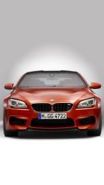 BMW M6 coupe rear 2013