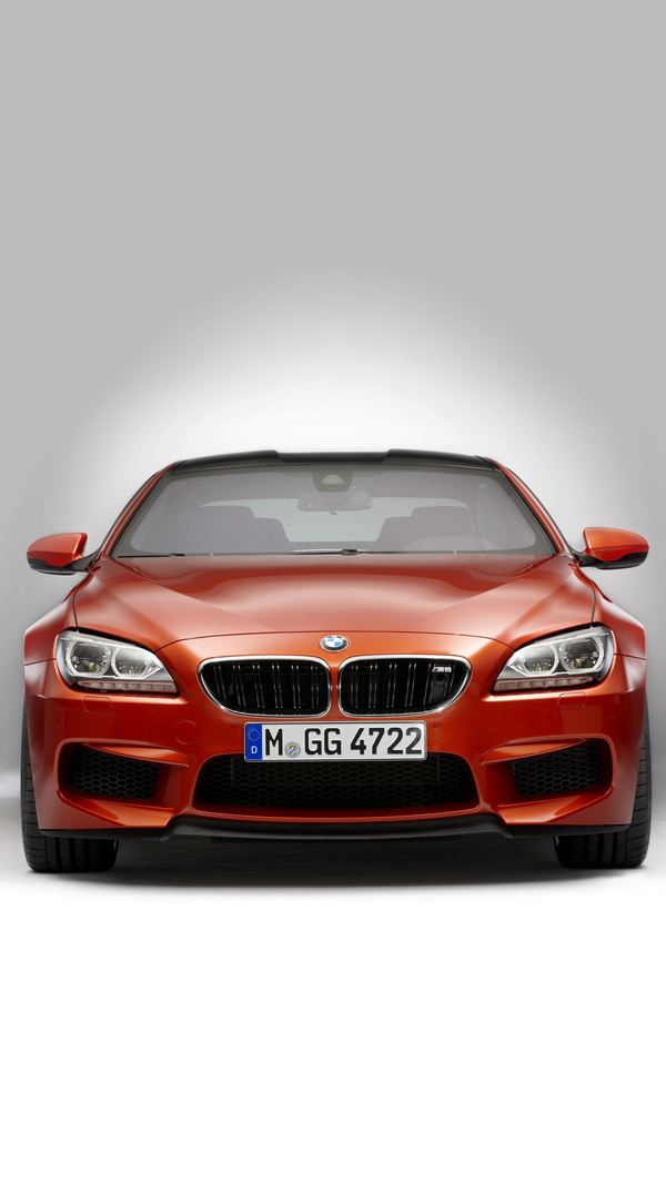 Bmw M6 Coupe Rear 2013 Best Htc One Wallpapers