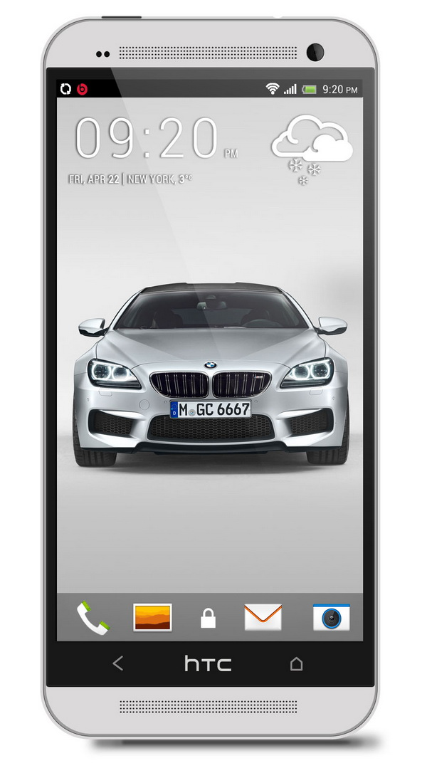 2014 BMW M6 - Best htc one wallpapers, free and easy to ...