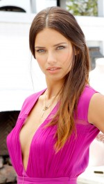 Adriana Lima htc one wallpaper