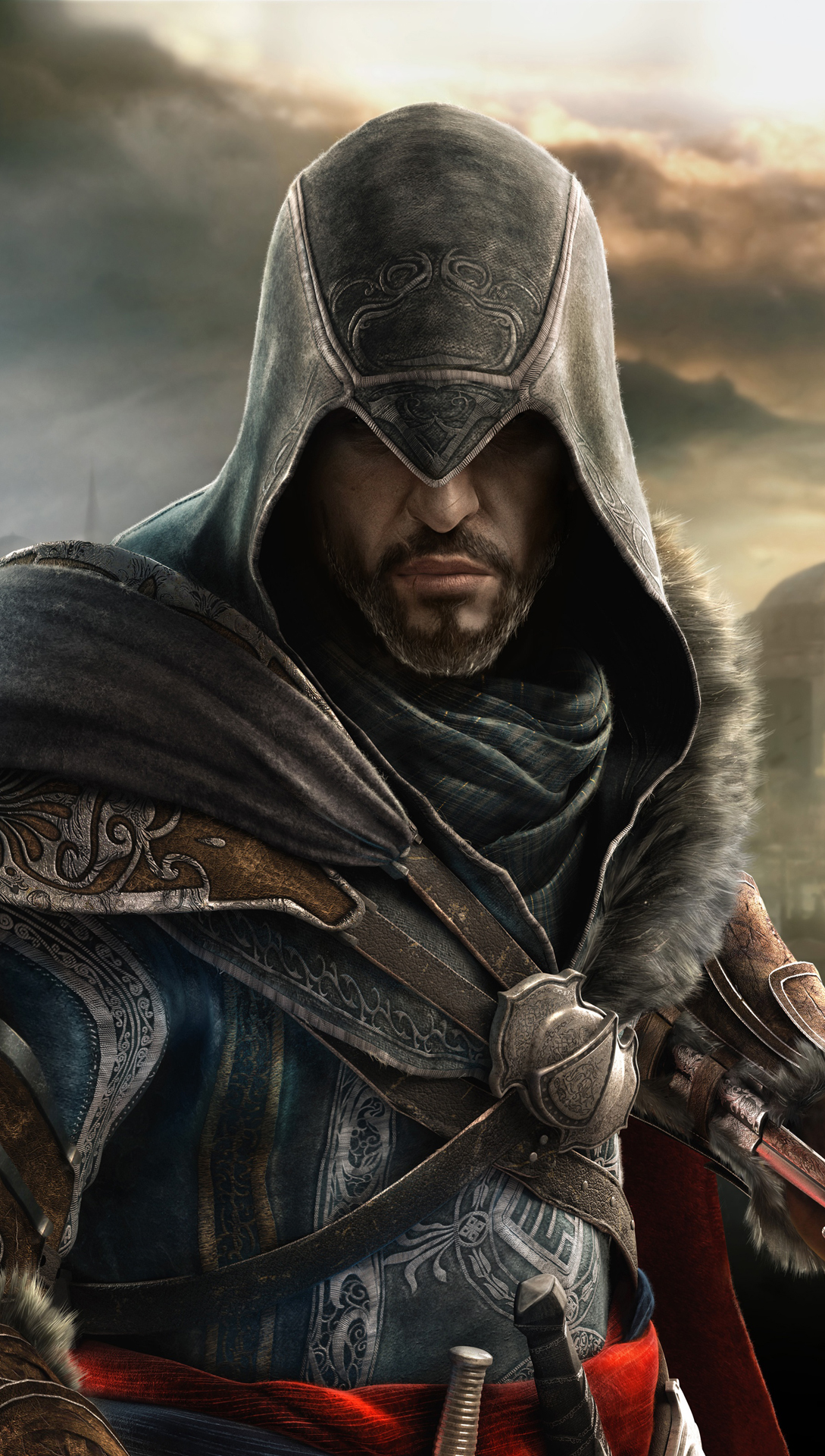 Assassins Creed Revelations htc one wallpaper