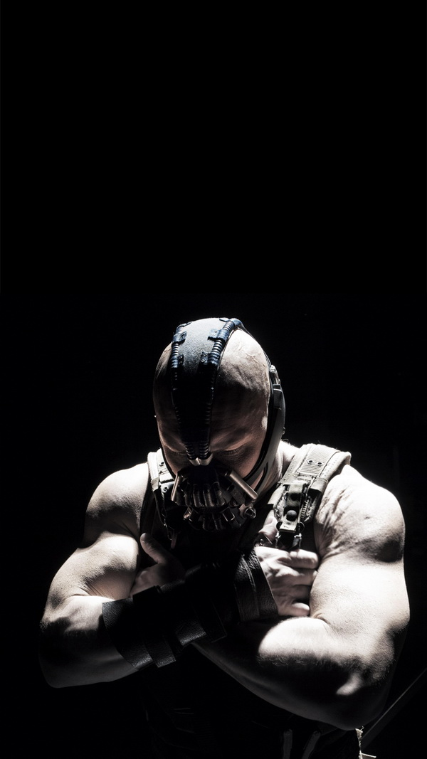 Bane The Dark Knight Rises
