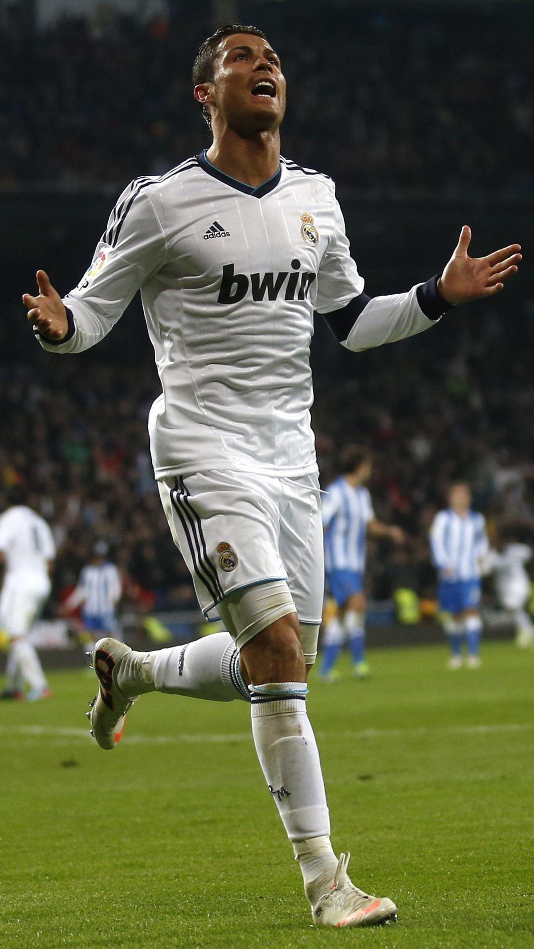 Cristiano Ronaldo htc one wallpaper