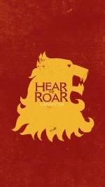Game Of Thrones Hear me Roar Lannister