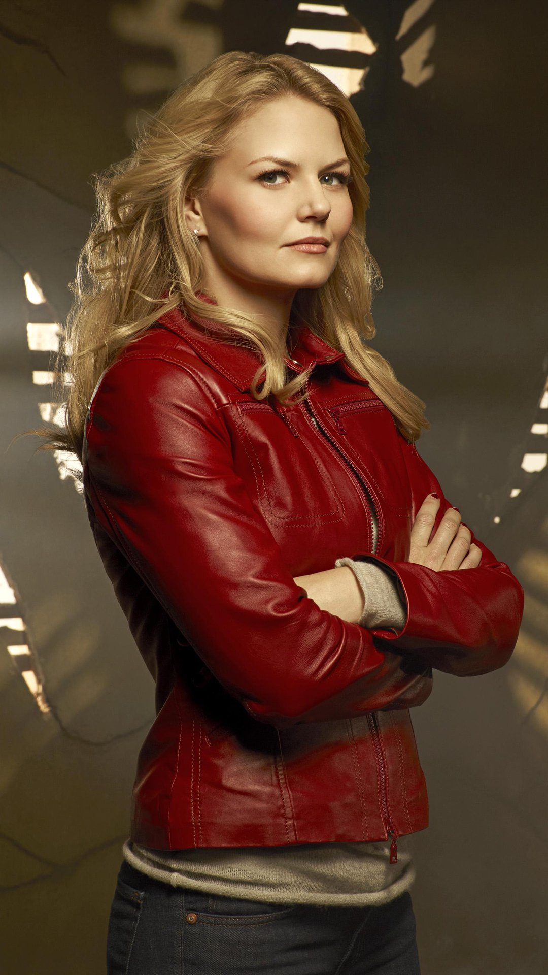 Jennifer Morrison in Red