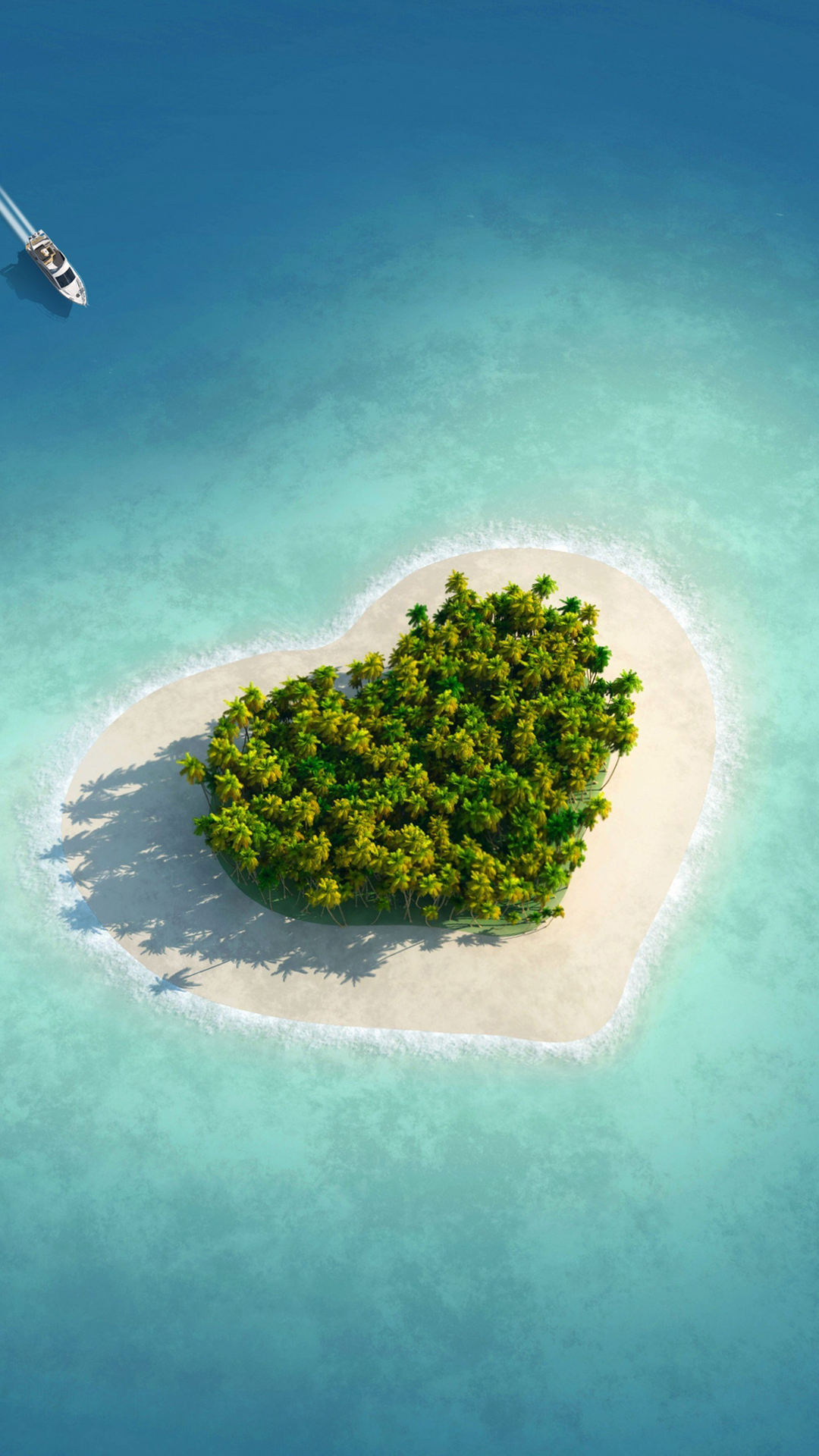 Love island htc one wallpaper