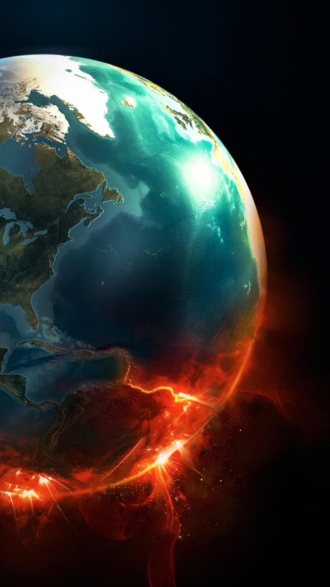 Supernova htc wallpaper