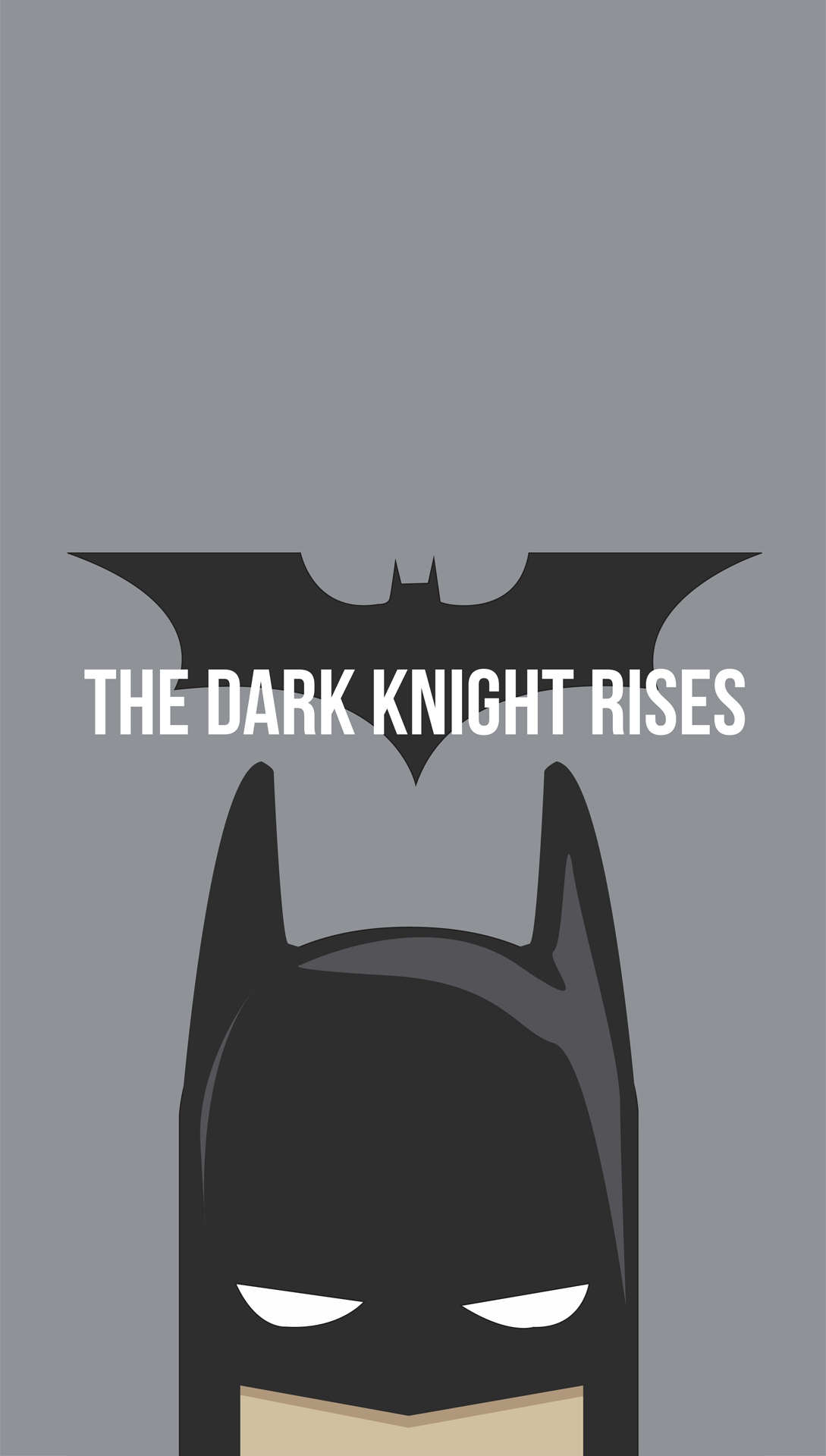 The Dark Knight Rises htc one wallpaper