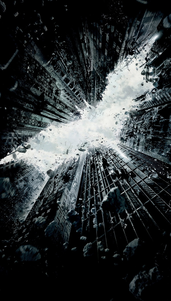 The Dark Knight Rises Best Htc One Wallpapers