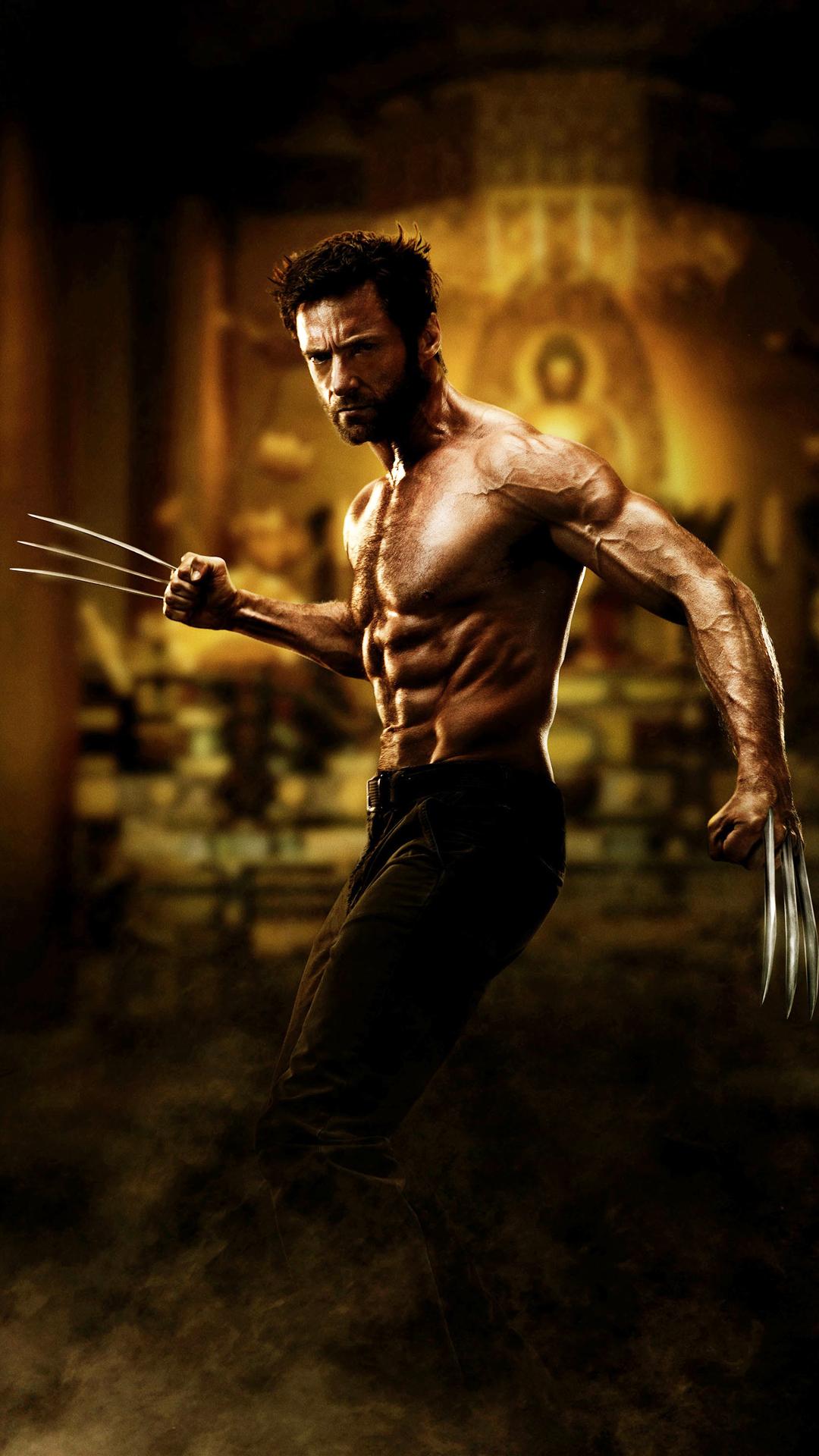 Wolverine htc one wallpaper