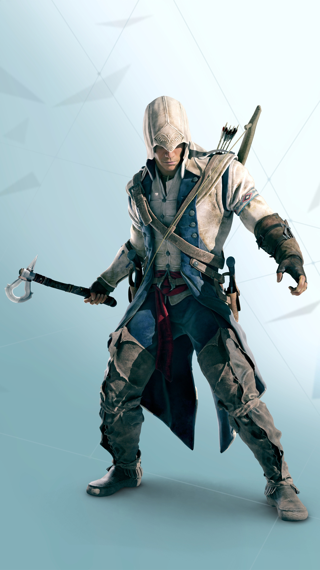 Assassins Creed 3 HTC one wallpaper