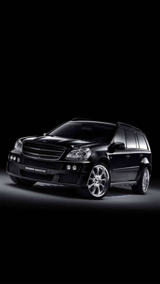 Brabus Widestar Mercedes GL Class
