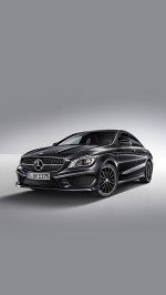 Mercedes Benz CLA 1st edition
