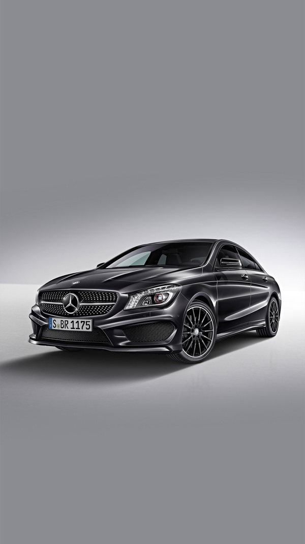 Mercedes-Benz CLA 250 Edition 1