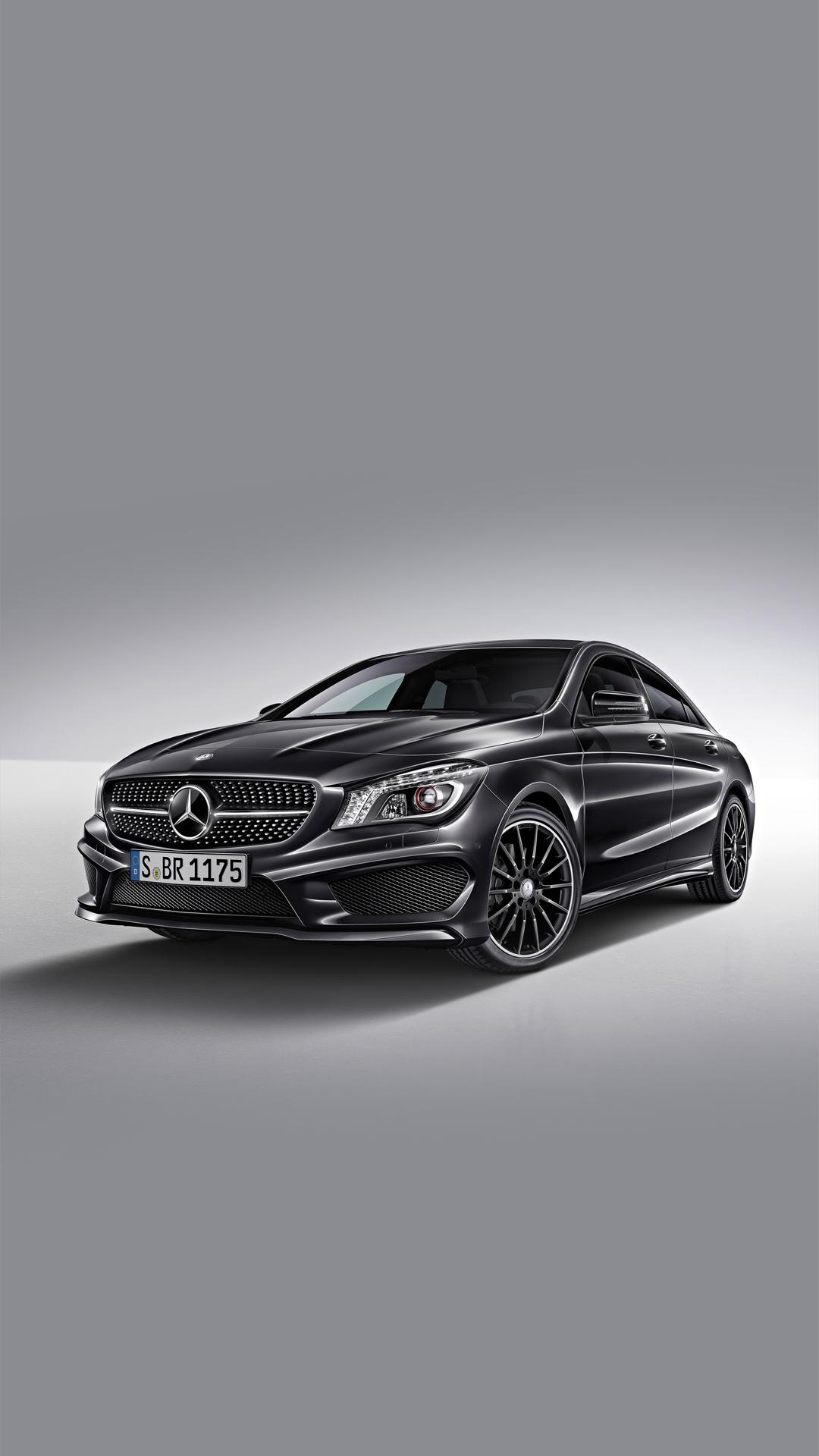 Mercedes Benz CLA 1st edition
