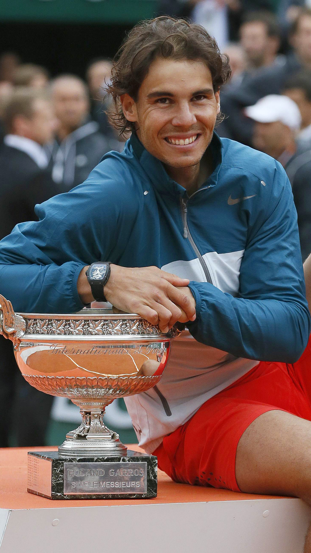 rafael nadal htc one wallpaper - best htc one wallpapers