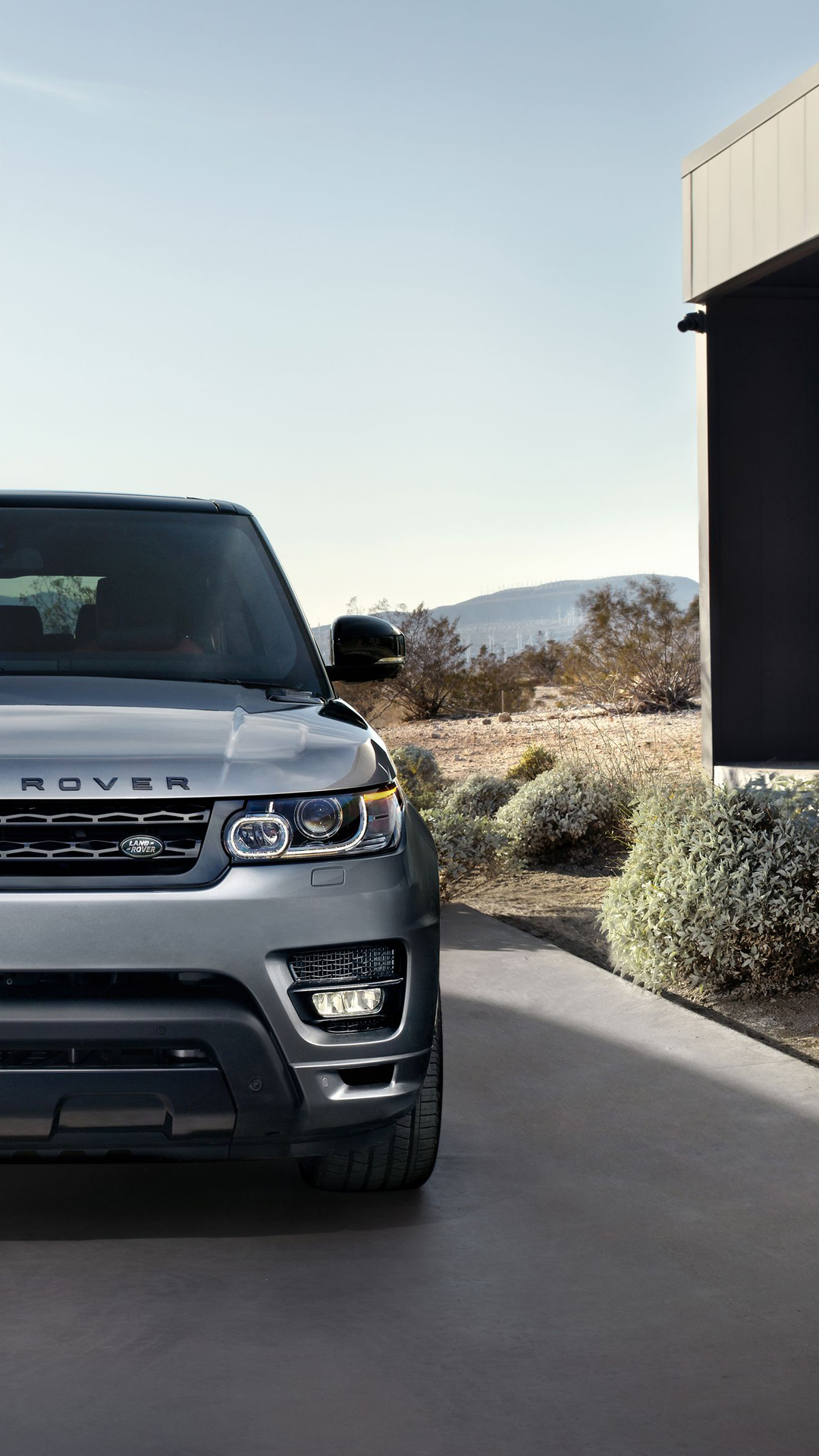 2014 Range Rover sport htc one wallpaper
