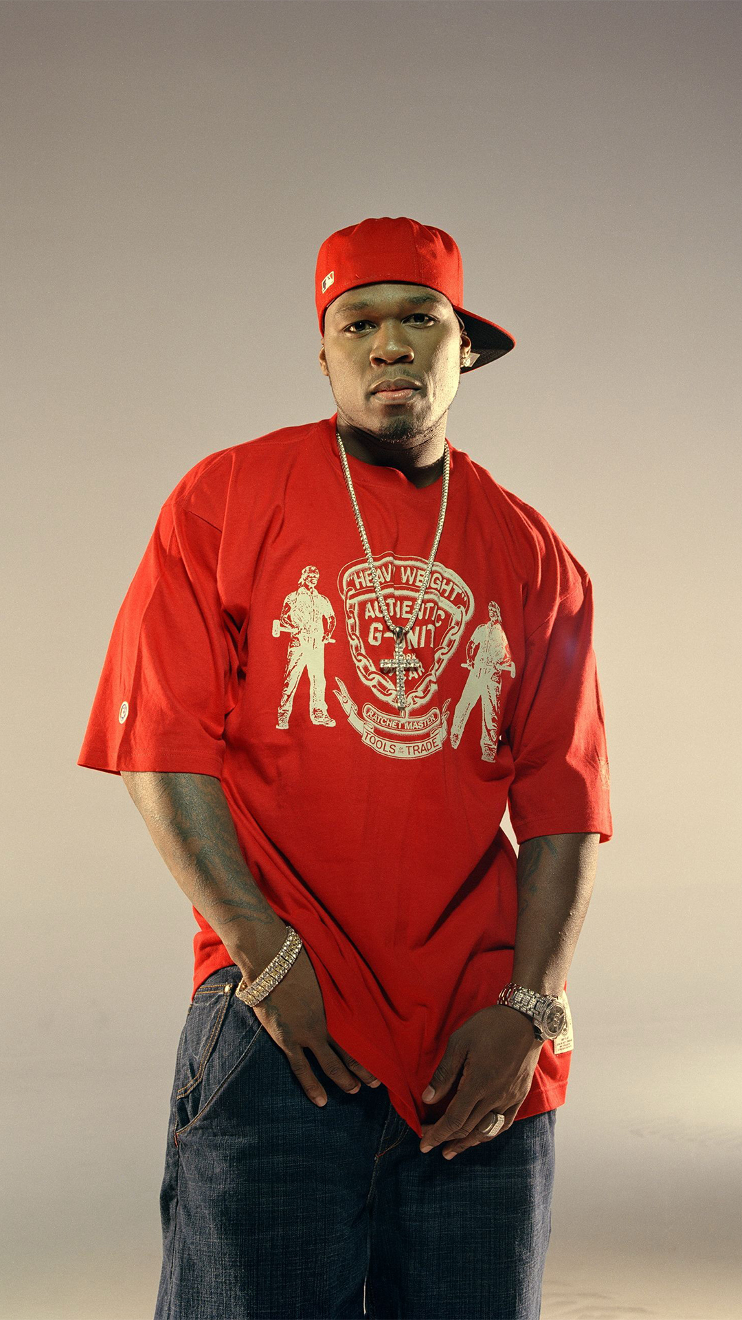 50 Cent htc one wallpaper