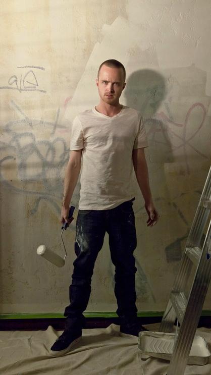 Aaron Paul - Jesse Pinkman - Breaking Bad