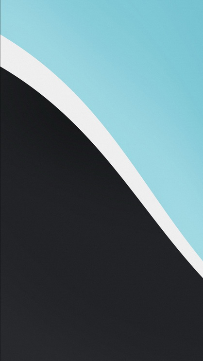 Abstract black blue