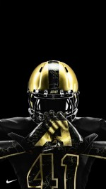 Army nike gloves