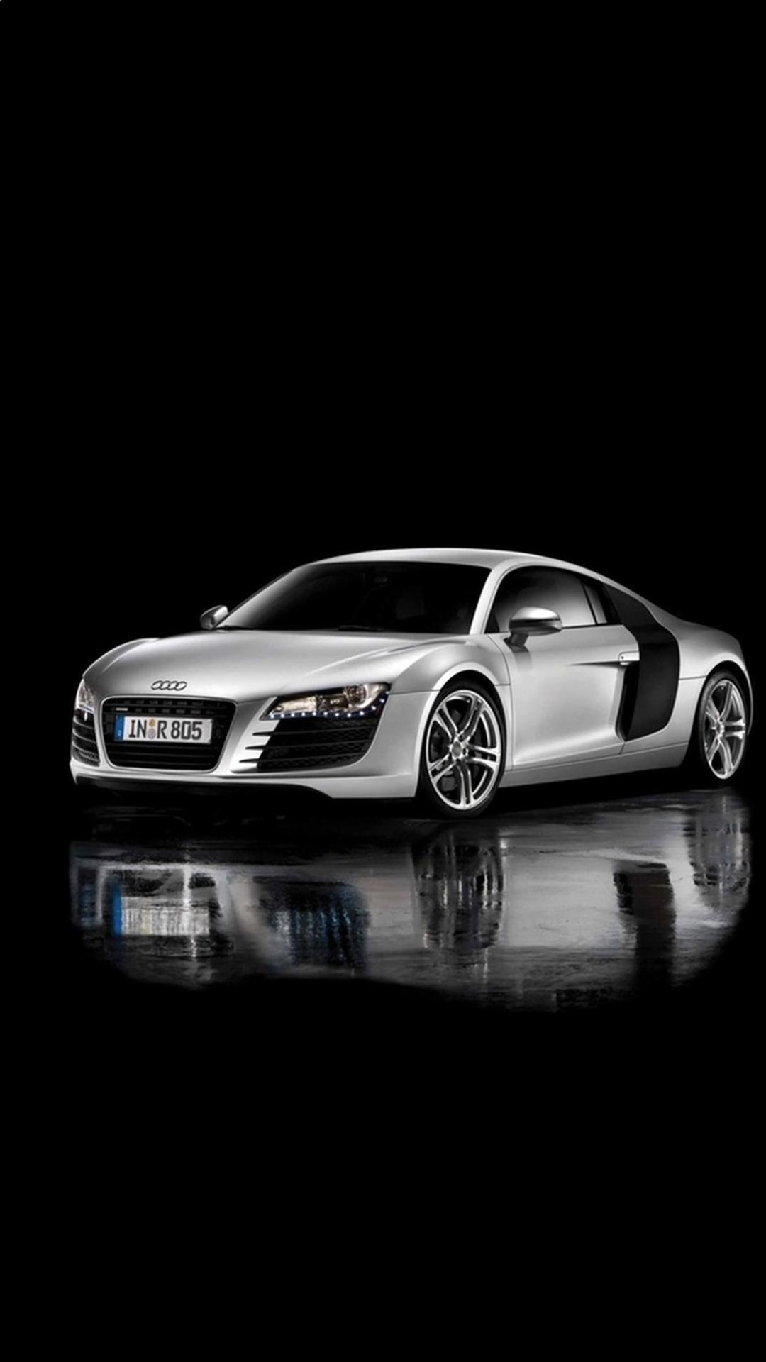 Audi R8 htc one wallpaper