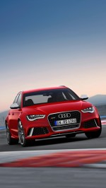 Audi RS6 htc one wallpaper