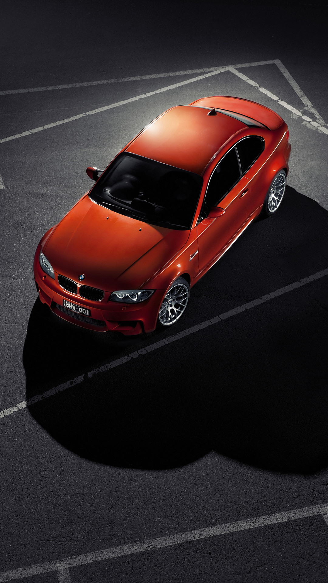 BMW 1M htc one wallpaper