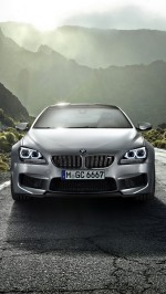 BMW M6 htc one wallpaper
