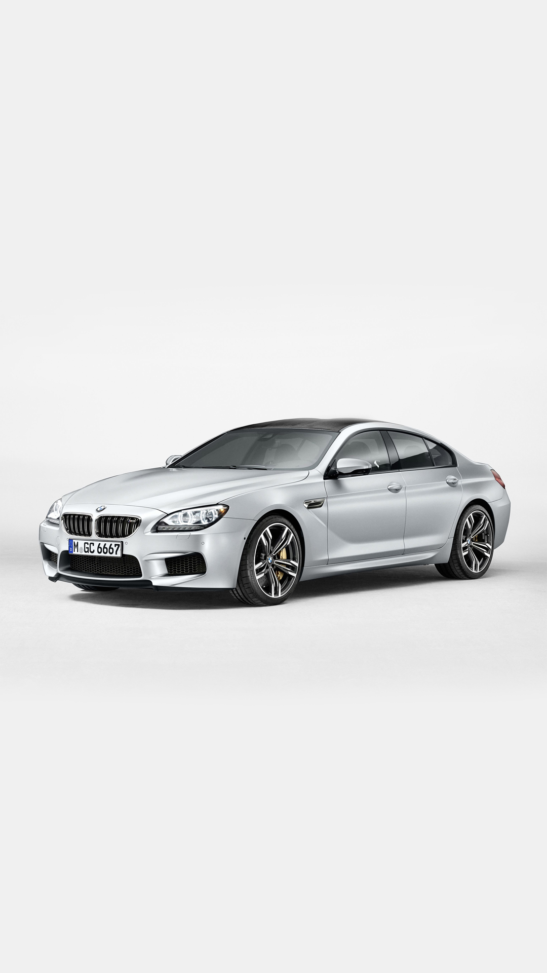 BMW M6 Grand Coupe htc one wallpaper