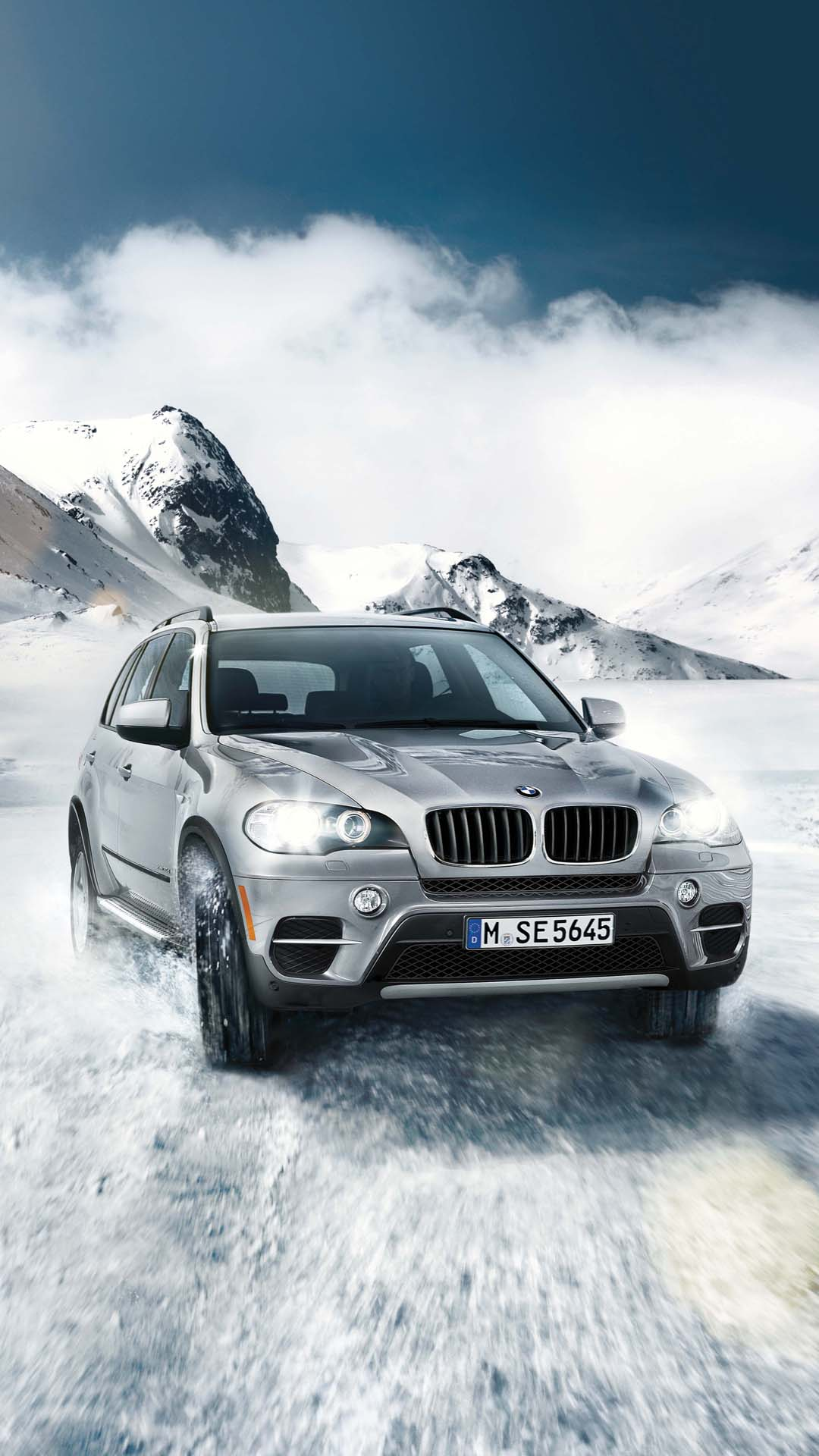 BMW X5 htc one wallpaper