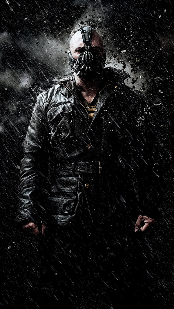 Bane The Dark Knight Rises Best Htc One Wallpapers