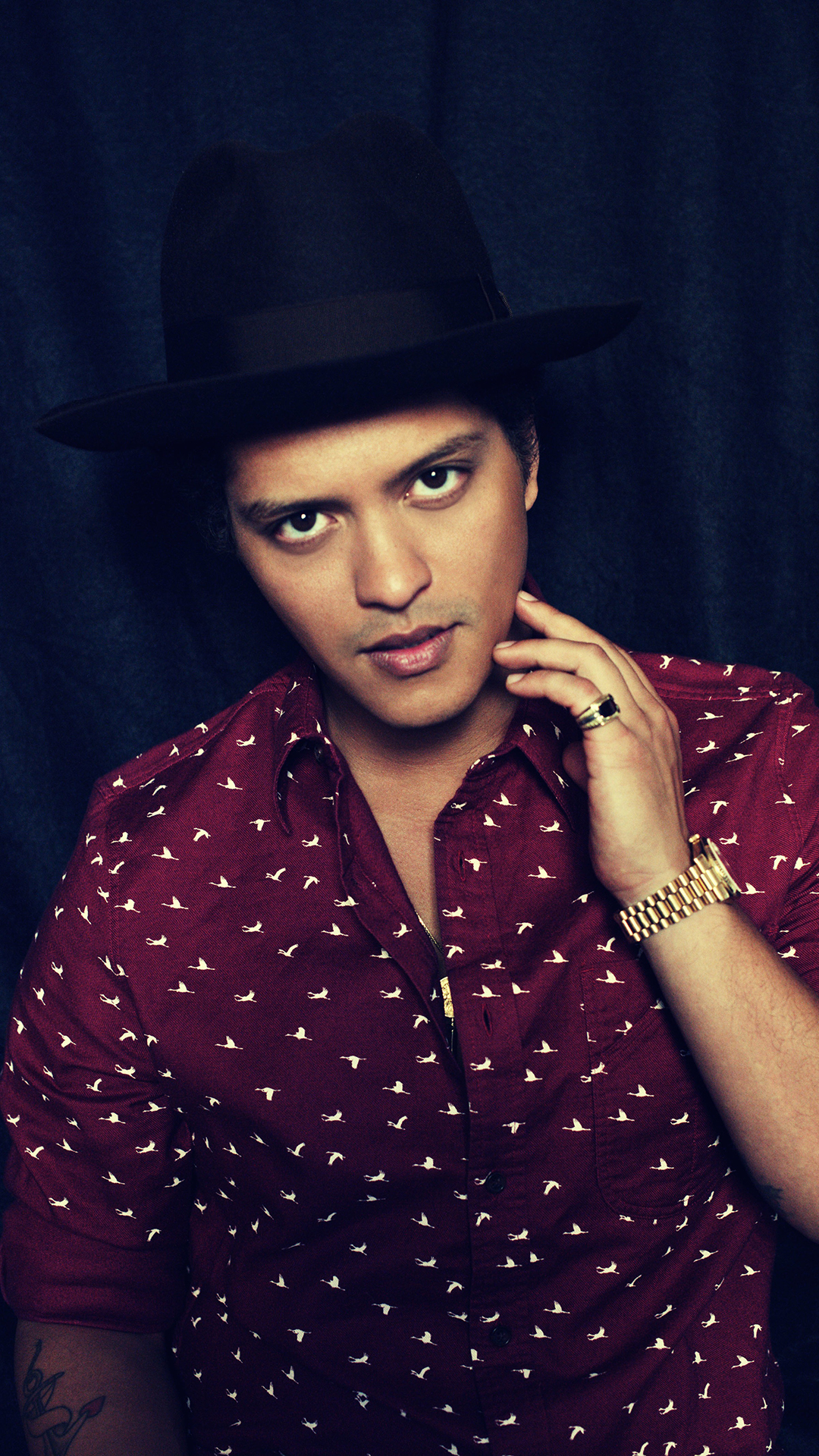 Bruno Mars htc one wallpaper