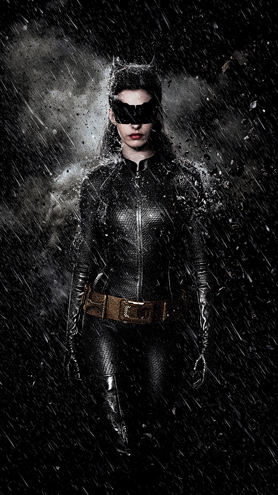 Catwoman htc one wallpaper