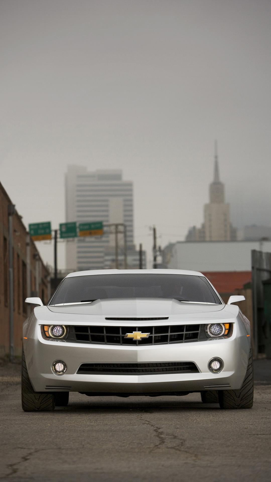 Chevrolet Camaro htc one wallpaper