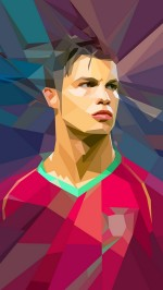 Cristiano Ronaldo htc one wallpaper