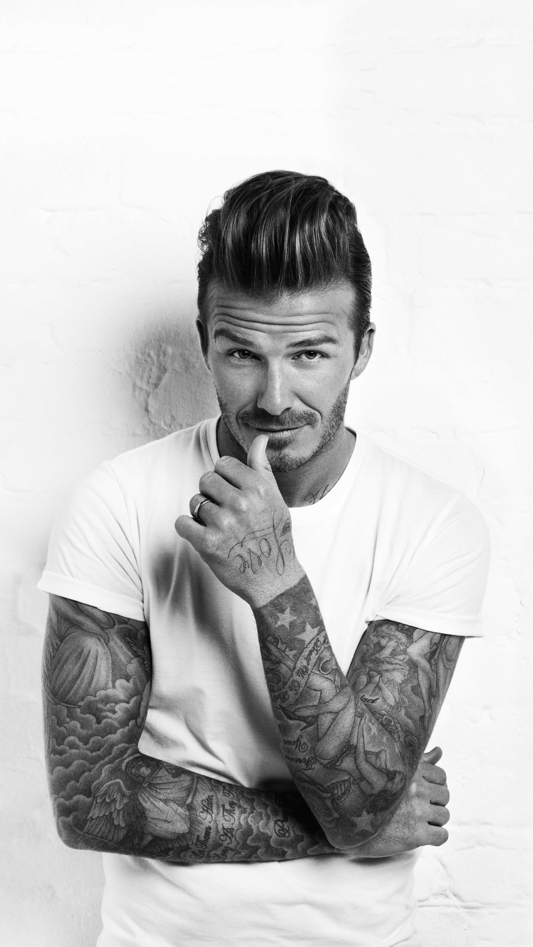 David Beckham htc one wallpaper