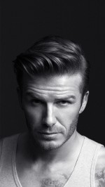 David Beckham htc one