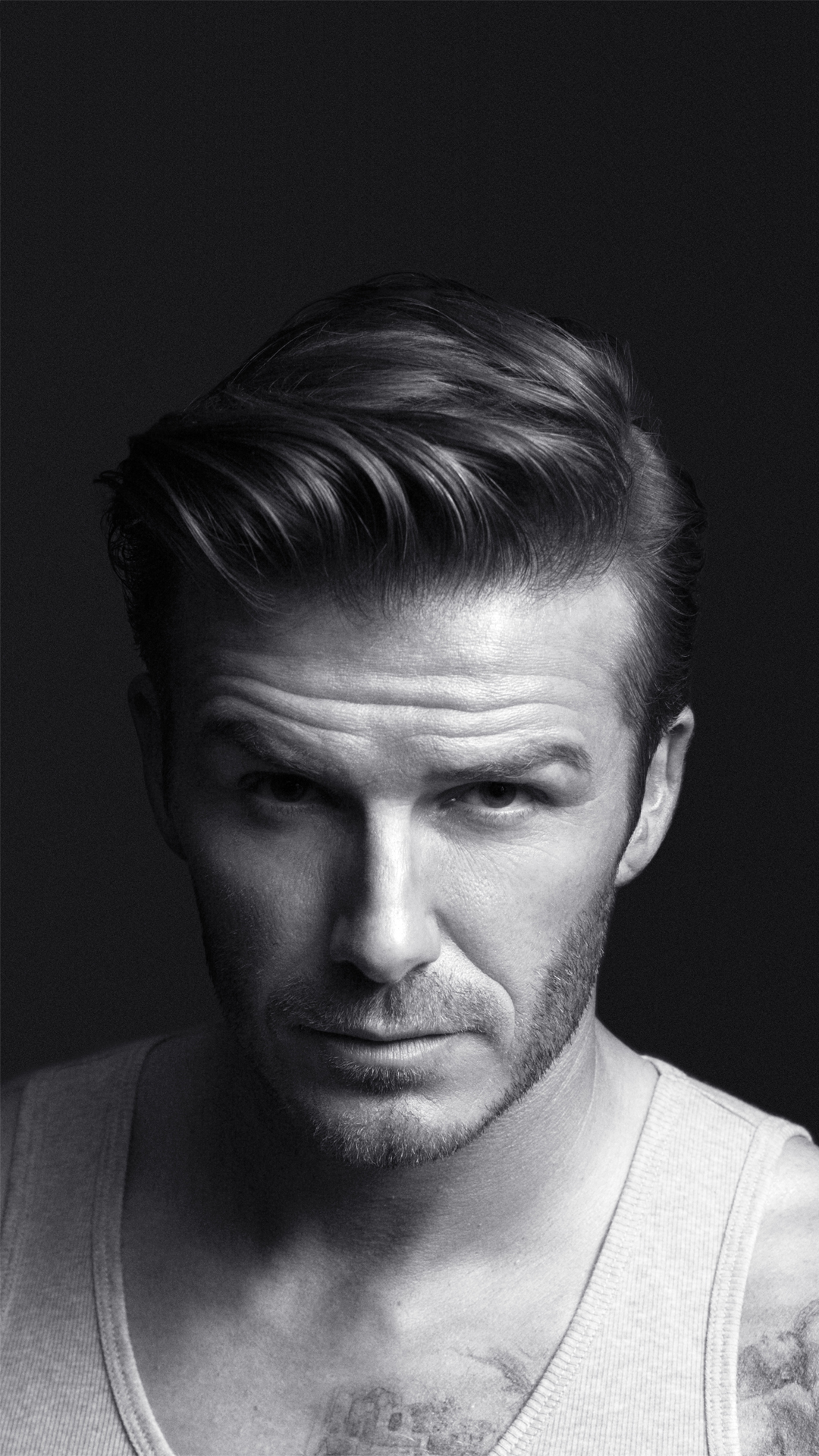 David Beckham htc one