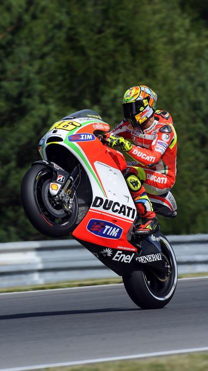 Valentino Rossi: Ducati