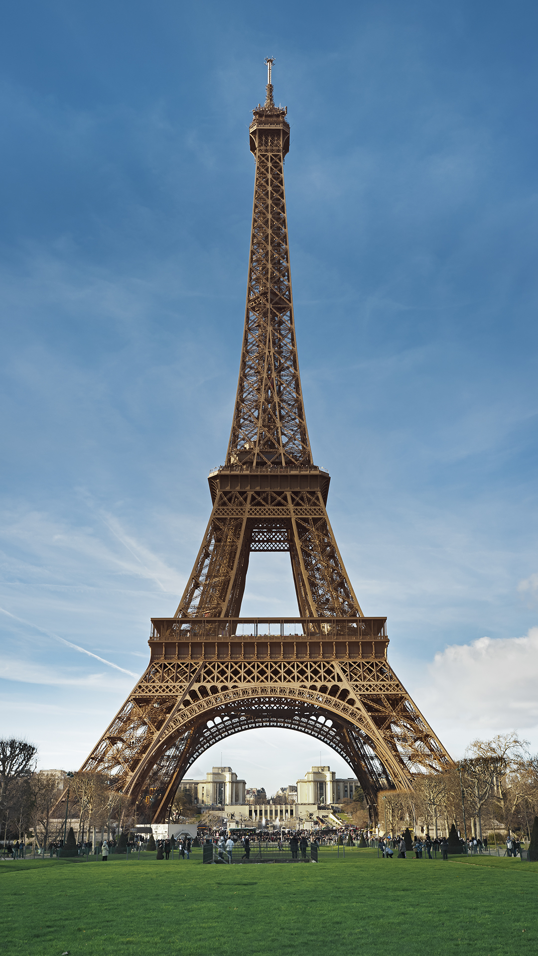 Paris Eiffelturm Wallpaper Eiffel Tower Paris France Htc