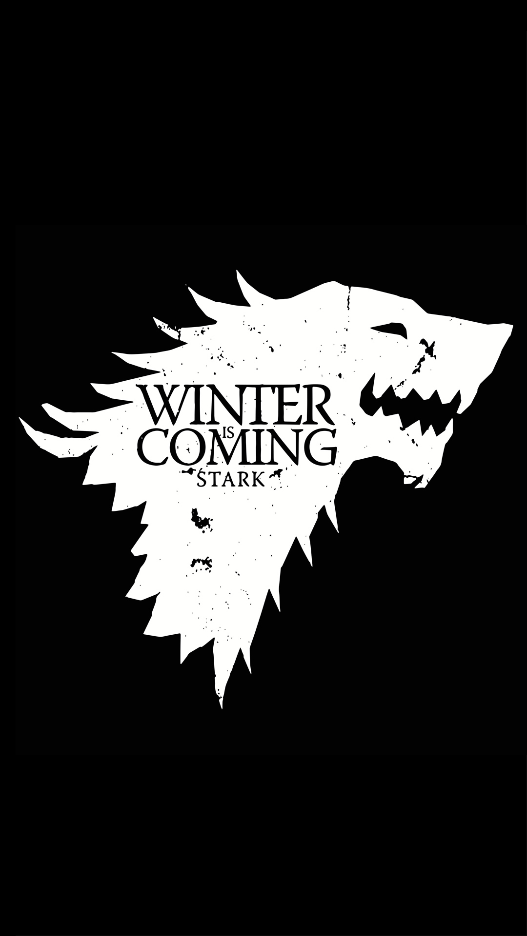 Game Thrones Winter is coming