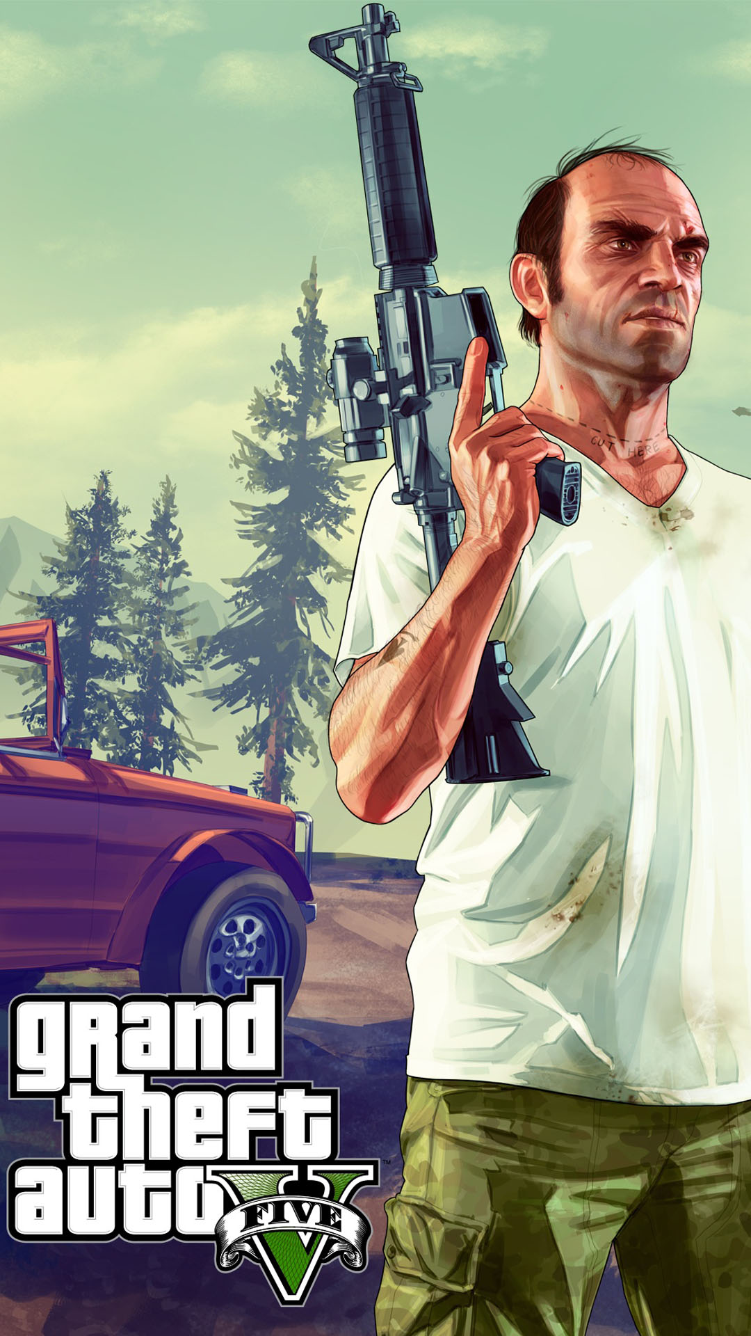 grand theft auto gta - best htc one wallpapers, free and easy to