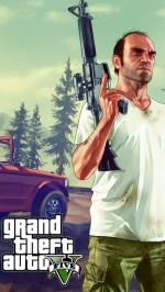 Grand theft auto GTA htc one wallpaper