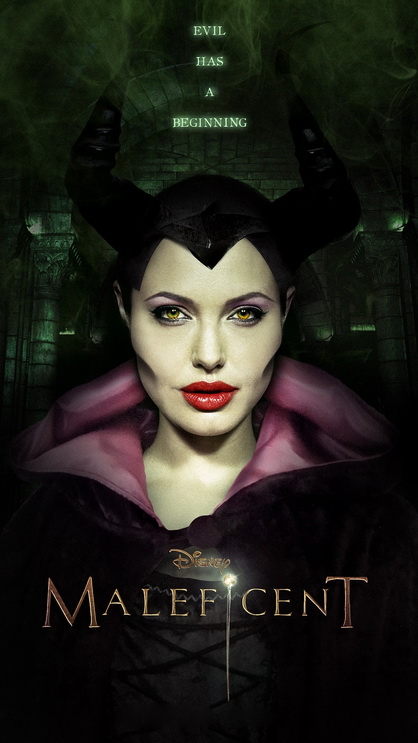 Maleficent movie Angelina Jolie